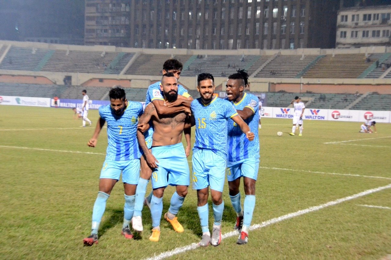 Abahani Limited Dhaka won against Uttar Baridhara