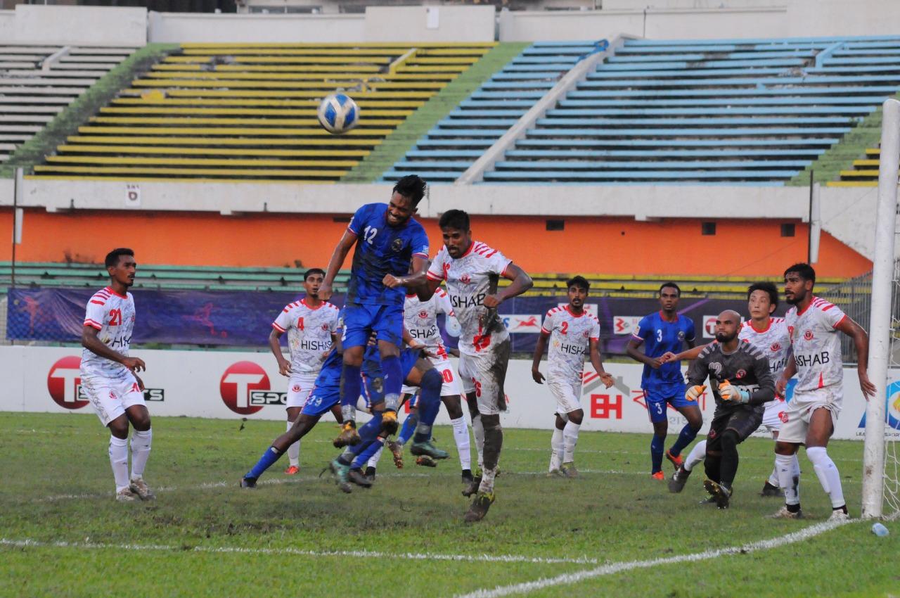 Bangladesh Police FC defeated Bangladesh Muktijoddha SKC by 3-1 goals