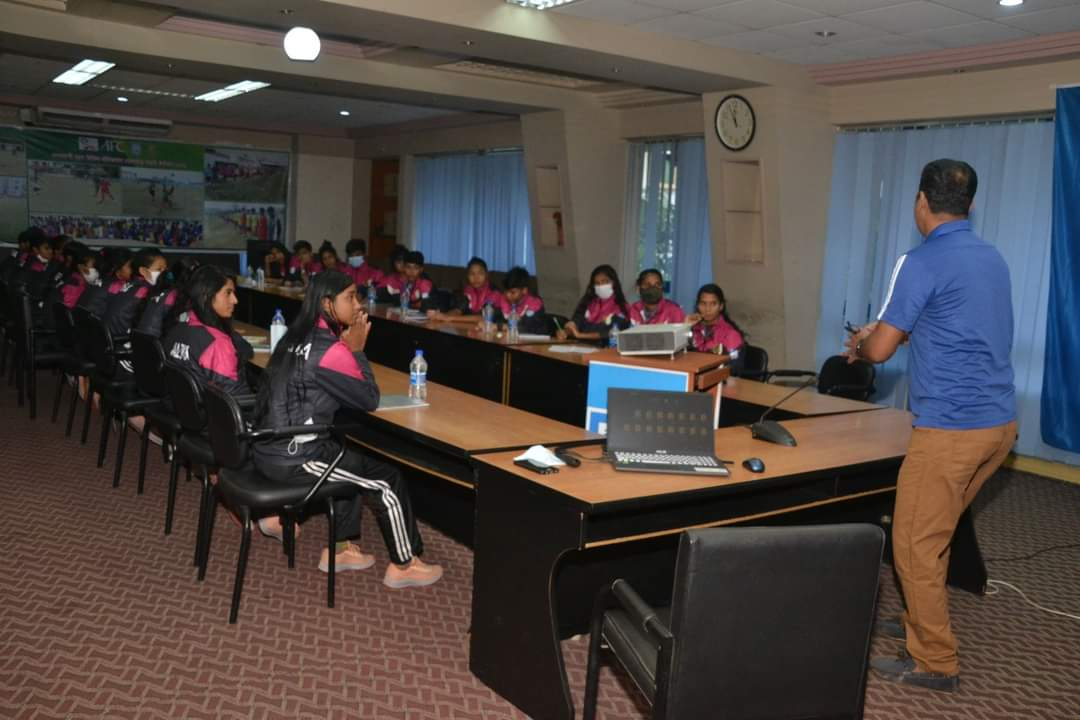 BFF conducts Laws of the Game 2020-21 seminar