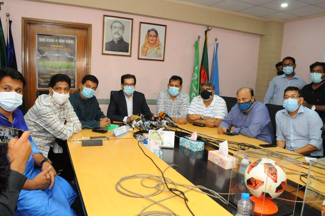 BFF national teams committee arranges a meeting today